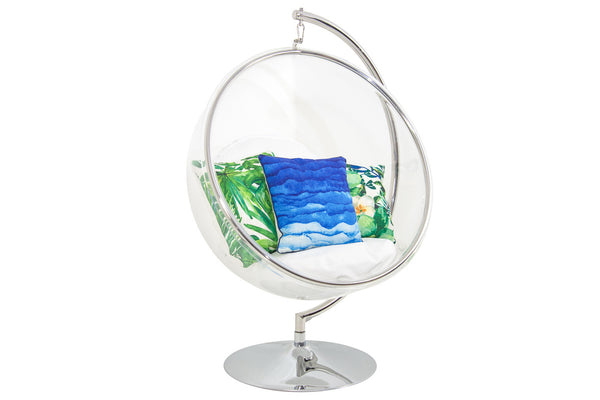 Swinging Bubble Chair with Stand - ModShop1.com