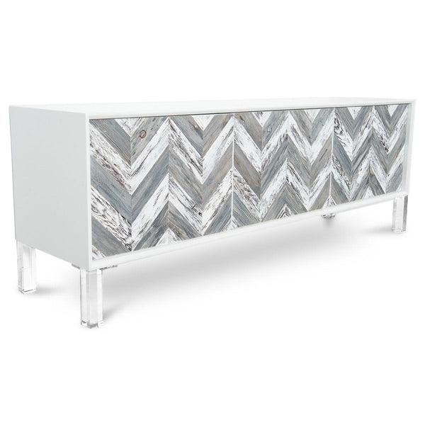 Capri Three Door Credenza