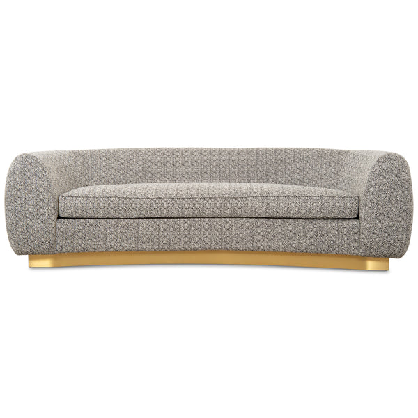 Chubby Sofa in Textured Fabric