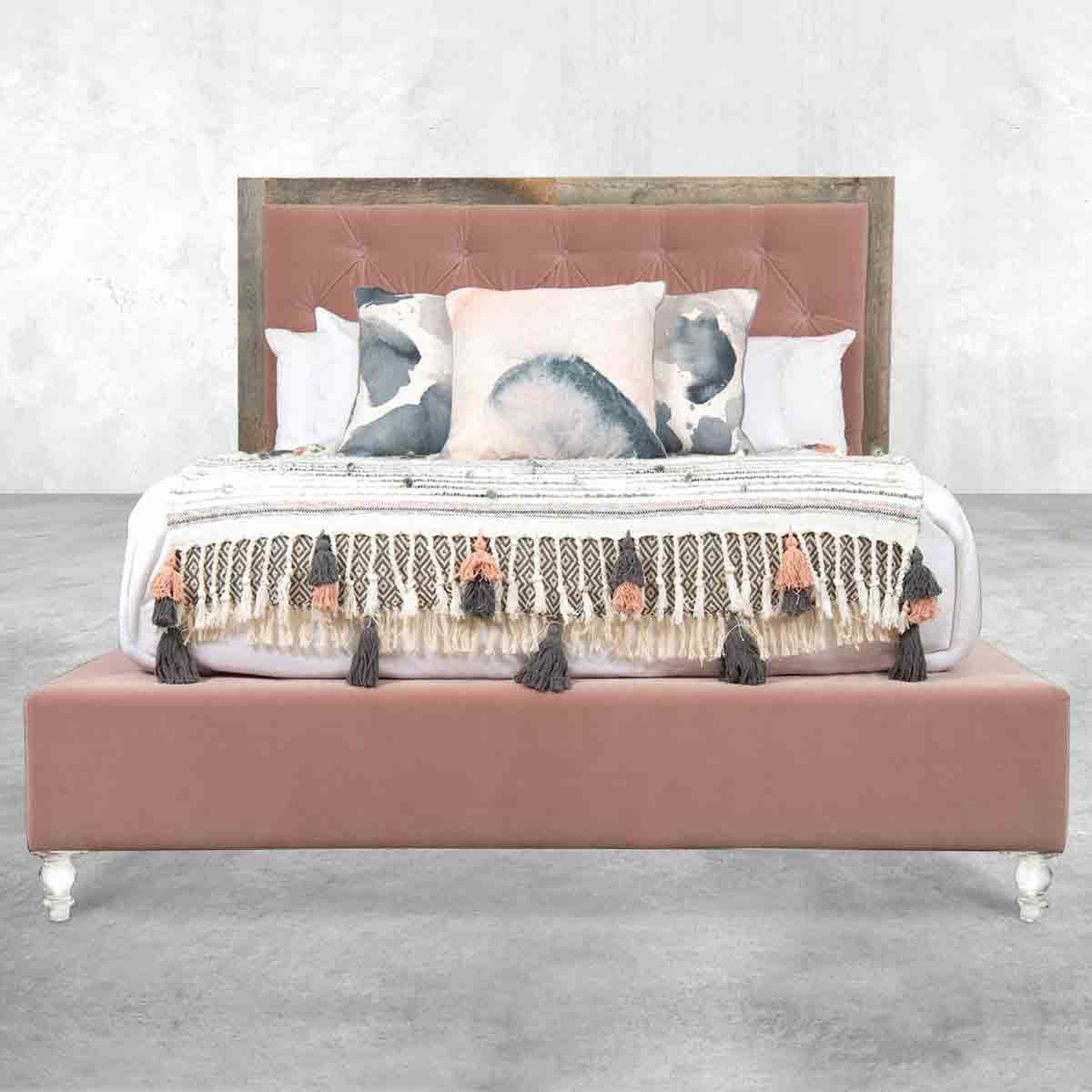 Modern Beds Headboards For Sale Tagged Velvet Modshop