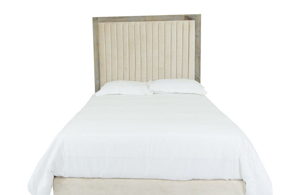 Cody Bed in Brussels Pearl