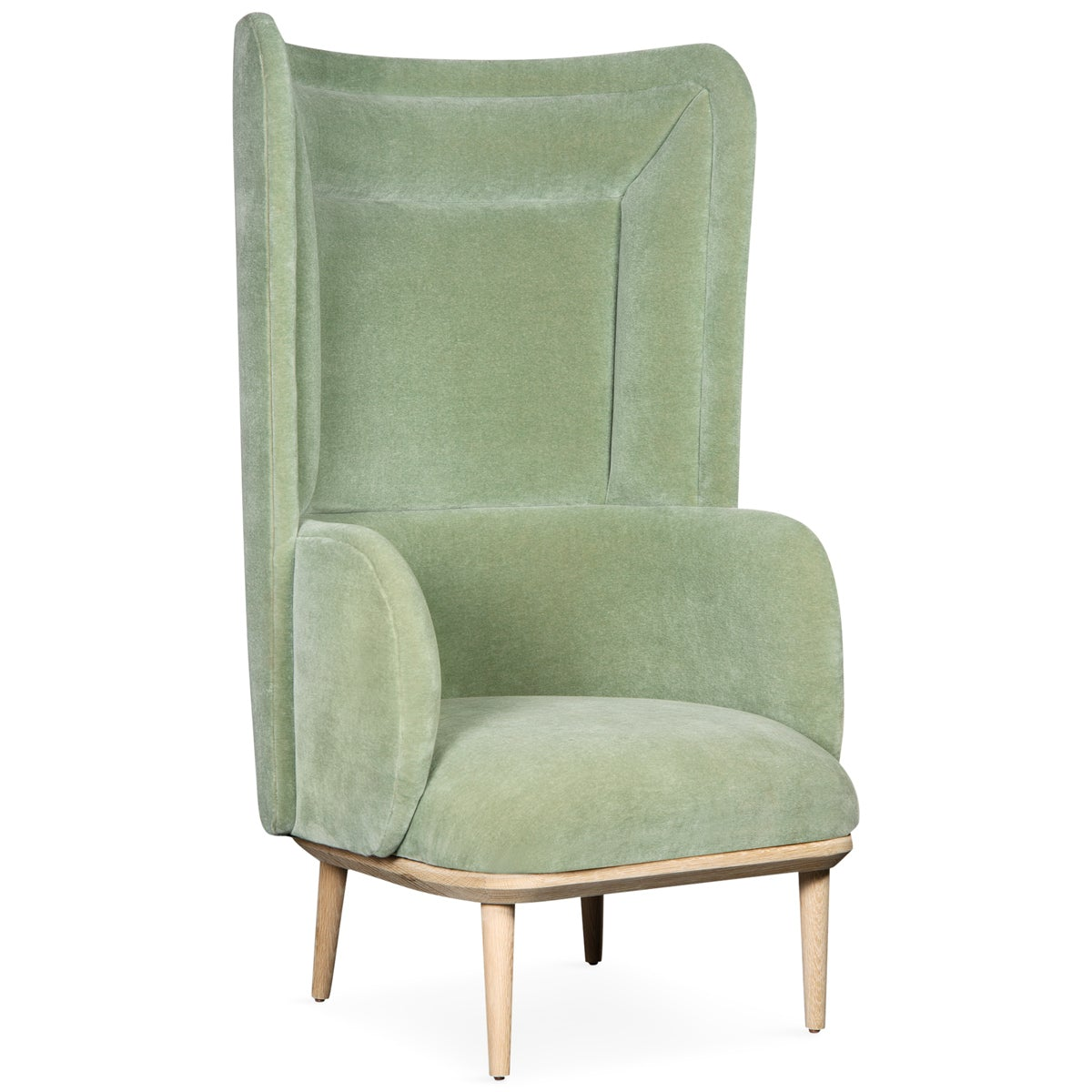 Copenhagen 2 Wing Chair - ModShop1.com