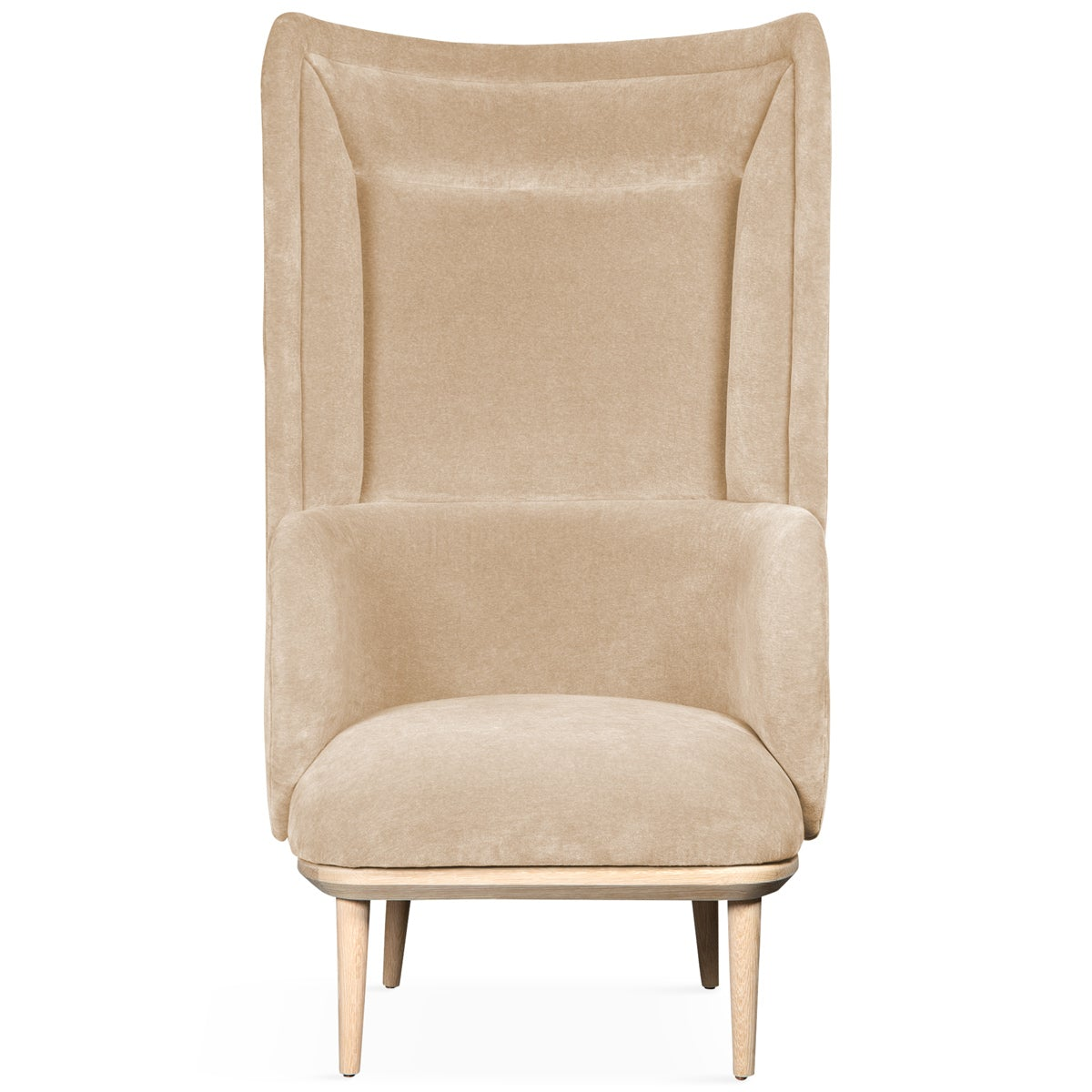 Copenhagen 2 Wing Chair