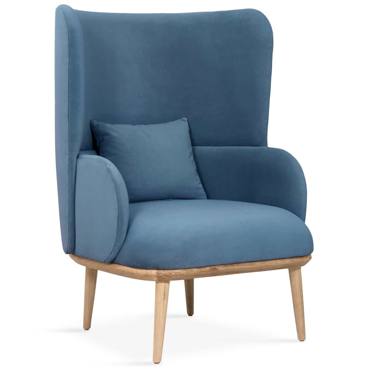 Copenhagen Wing Chair - ModShop1.com