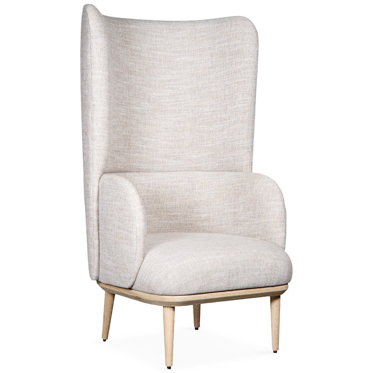 Copenhagen Tall Wing Chair - ModShop1.com