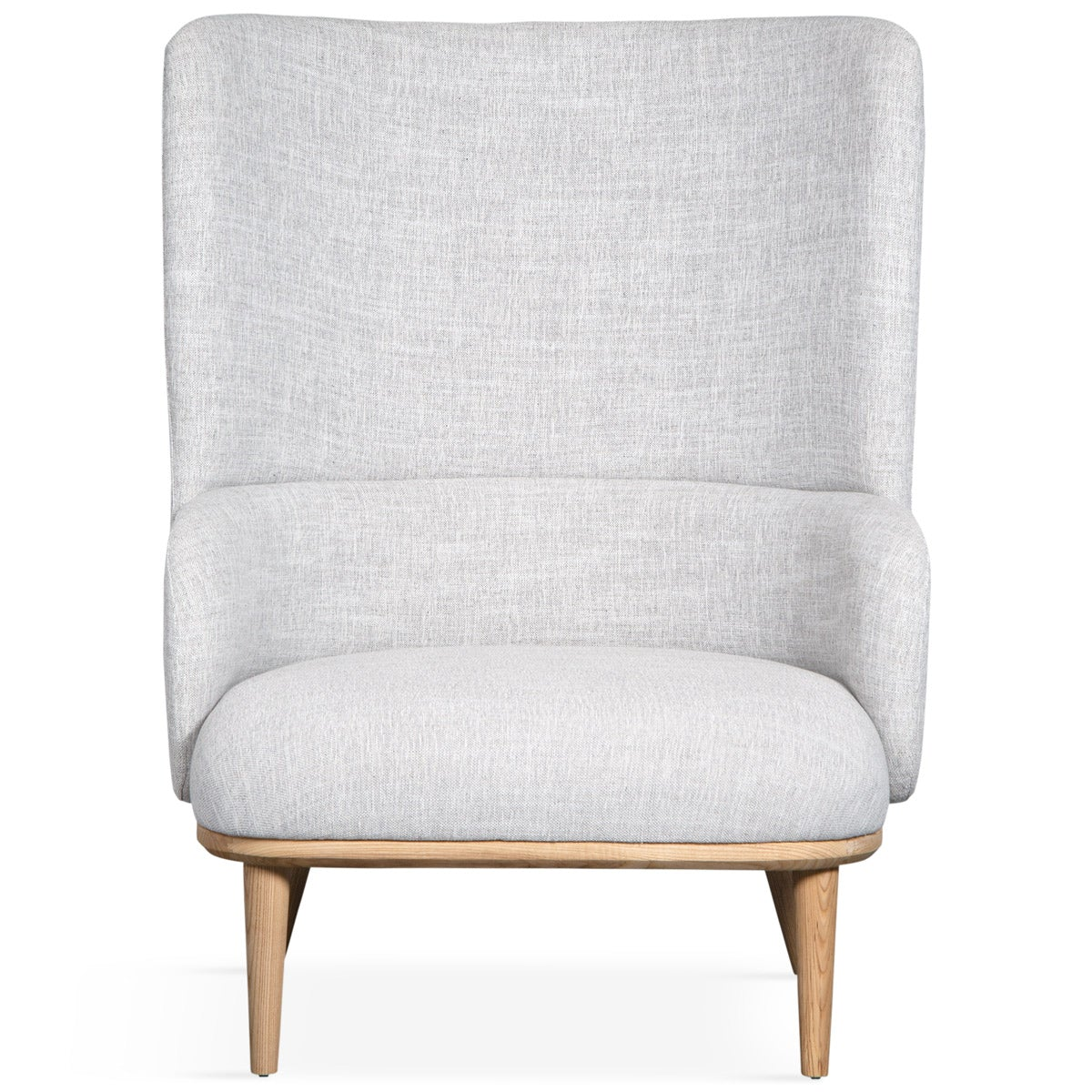Copenhagen Wing Chair in Linen