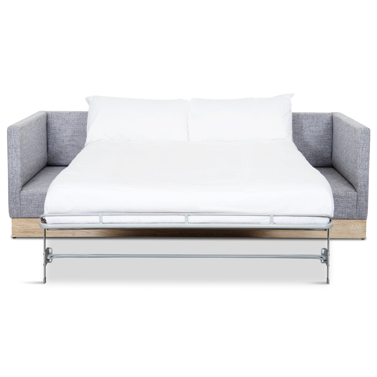 Sorrento Sofa With Pull Out Memory Foam Mattress Modshop