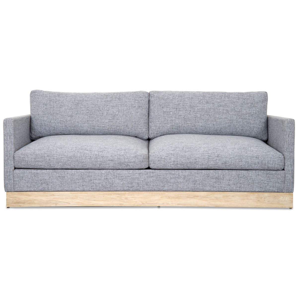 Sorrento Sofa with Pull Out Memory Foam Mattress - ModShop1.com