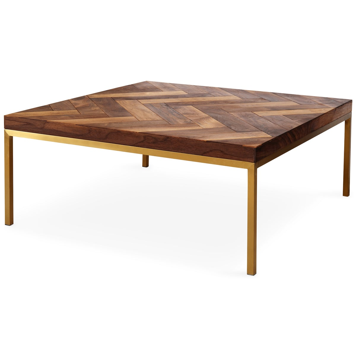 Corfu Square Coffee Table - ModShop1.com