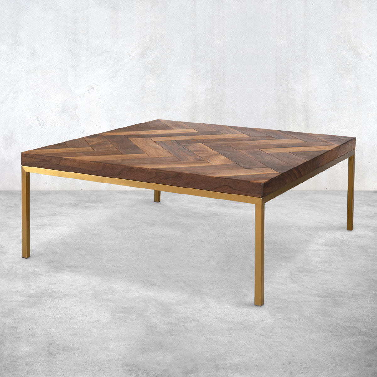 Corfu Square Coffee Table