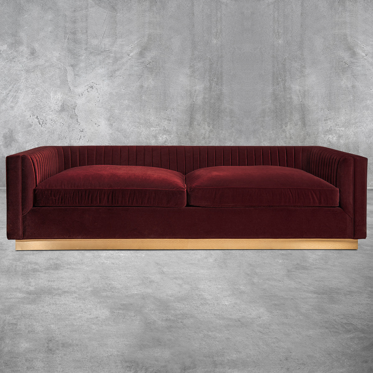 Deep Manhattan Sofa
