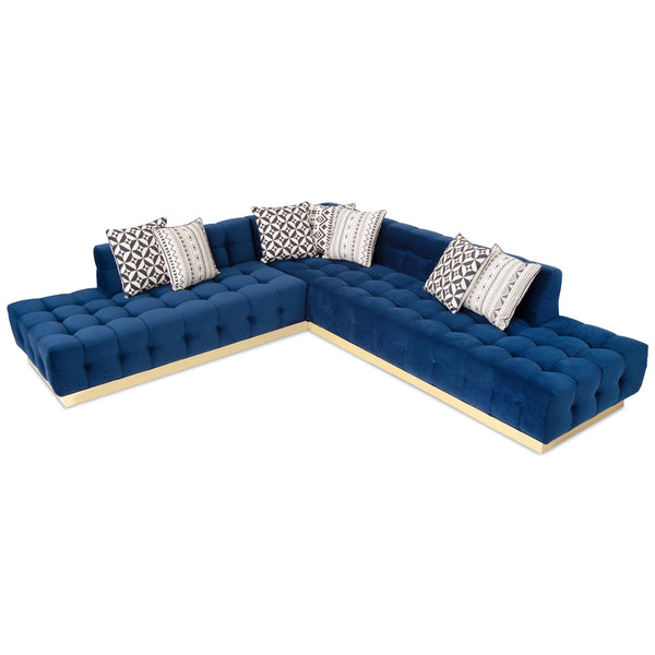 Delano Double Chaise Sectional