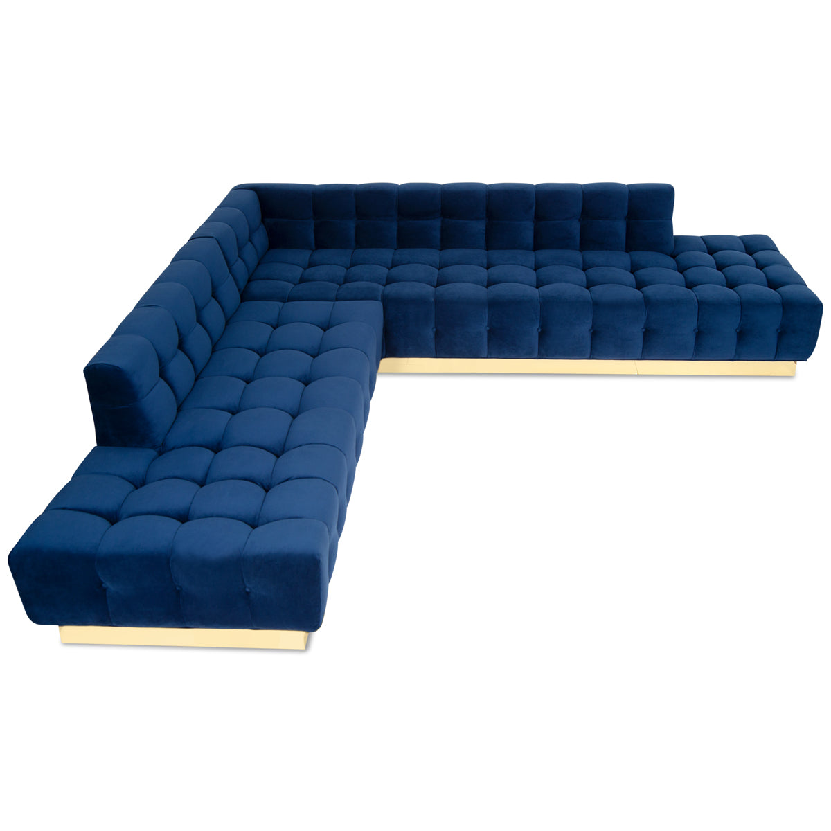 Delano Double Chaise Sectional - ModShop