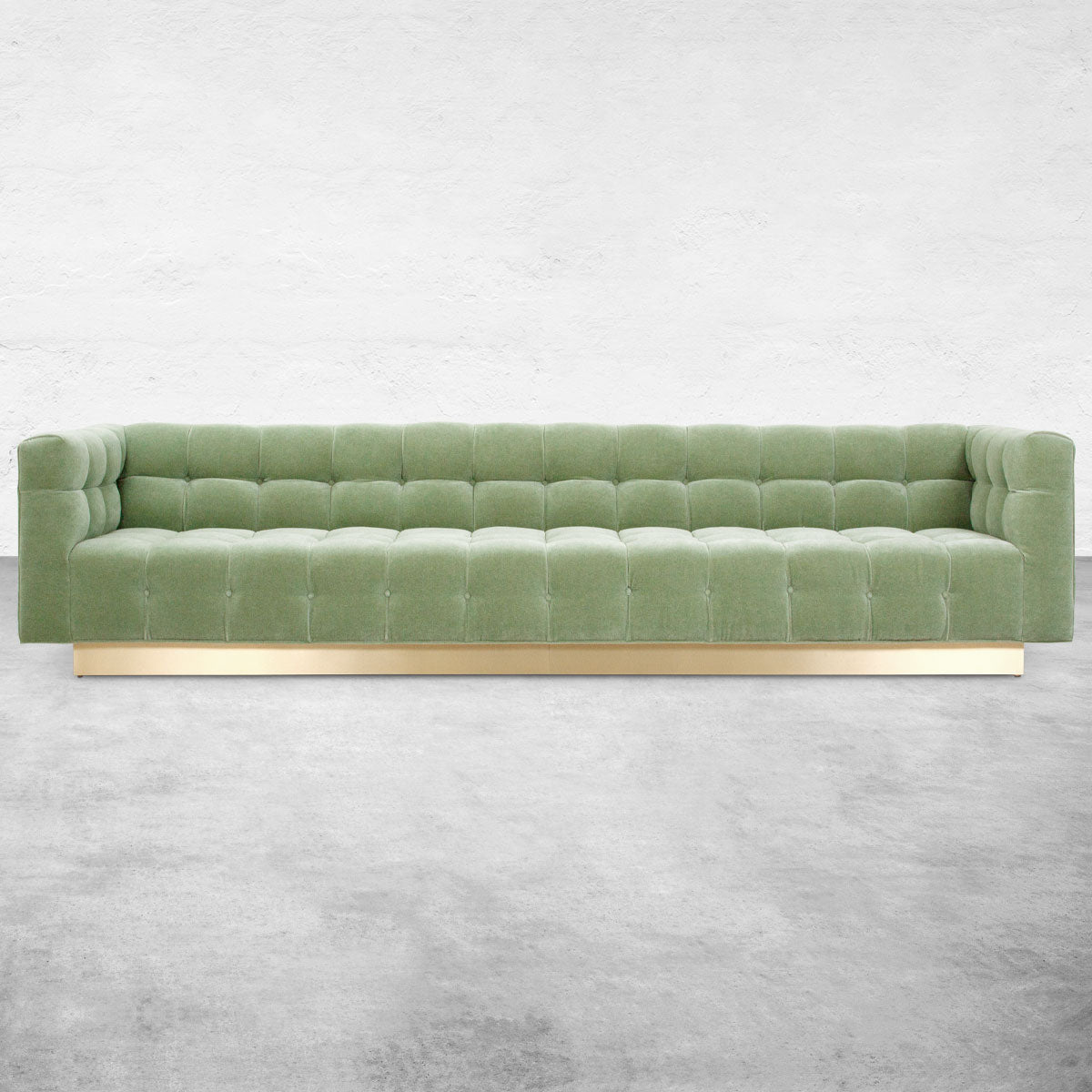 Delano Sofa in Mohair