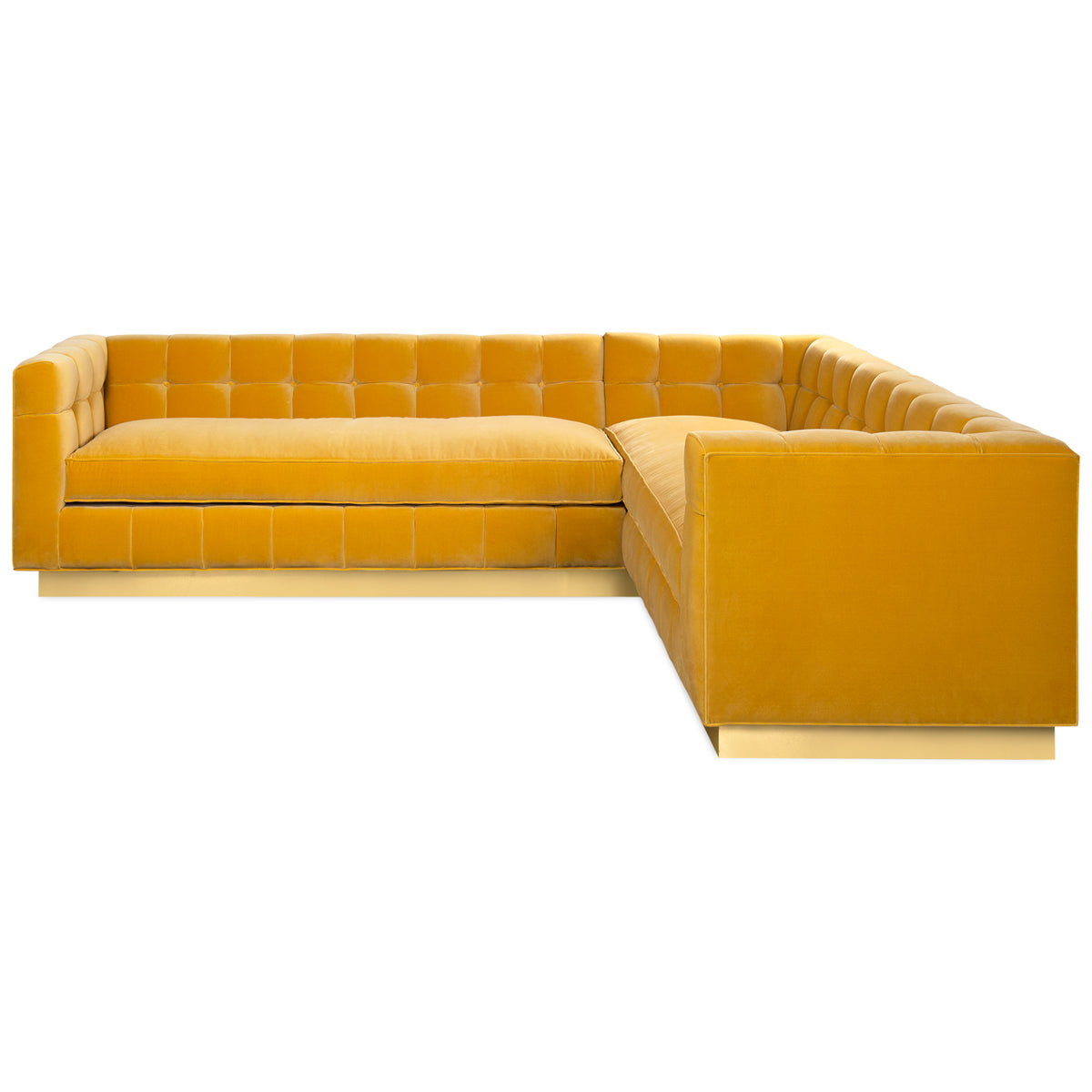 Delano Sectional with Loose Seat Cushions