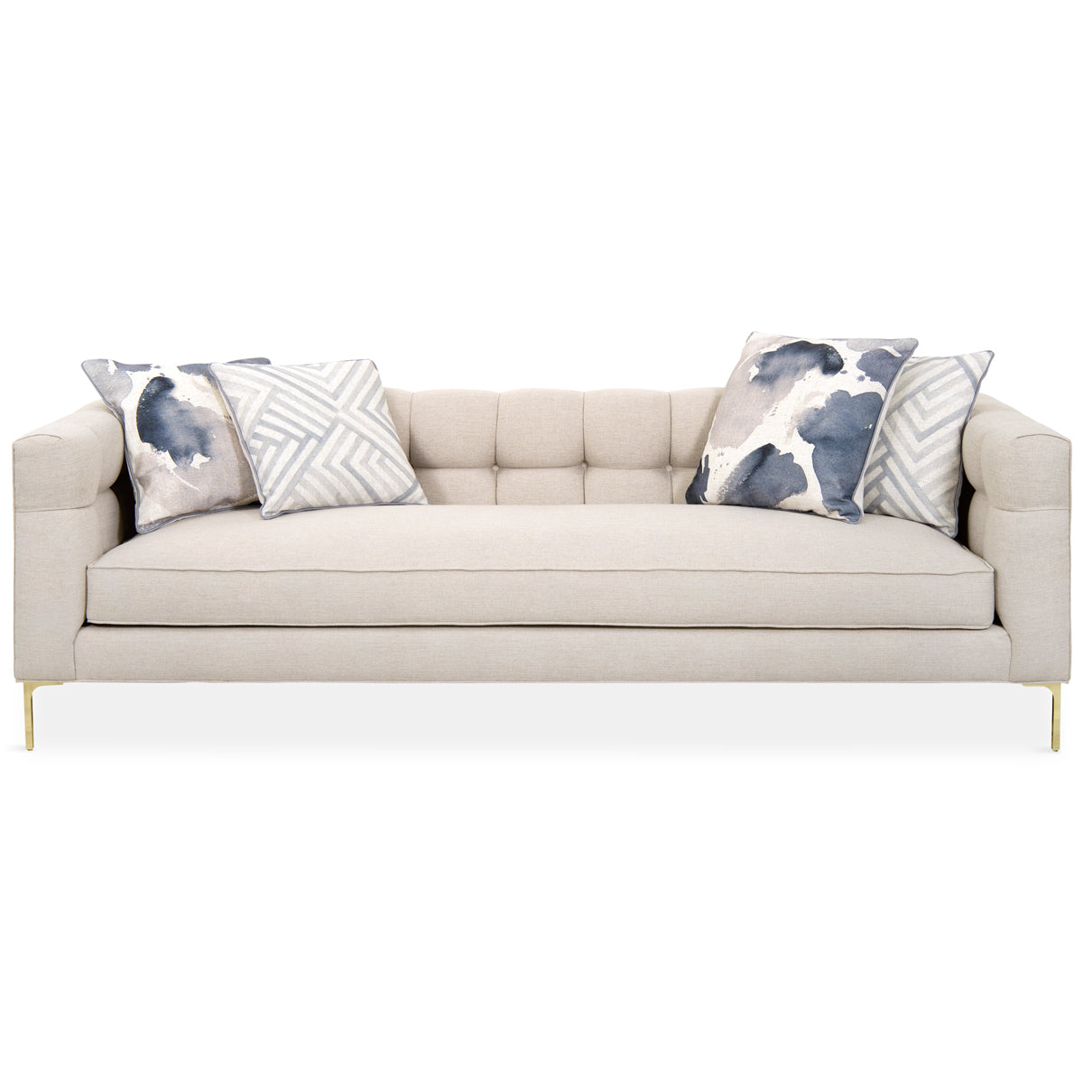 Delano Sofa with Loose Seat Cushion - ModShop1.com