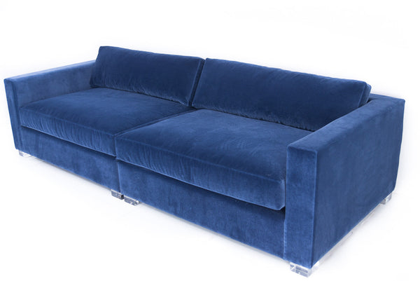 Shoreclub Sofa in Como Marine - ModShop1.com