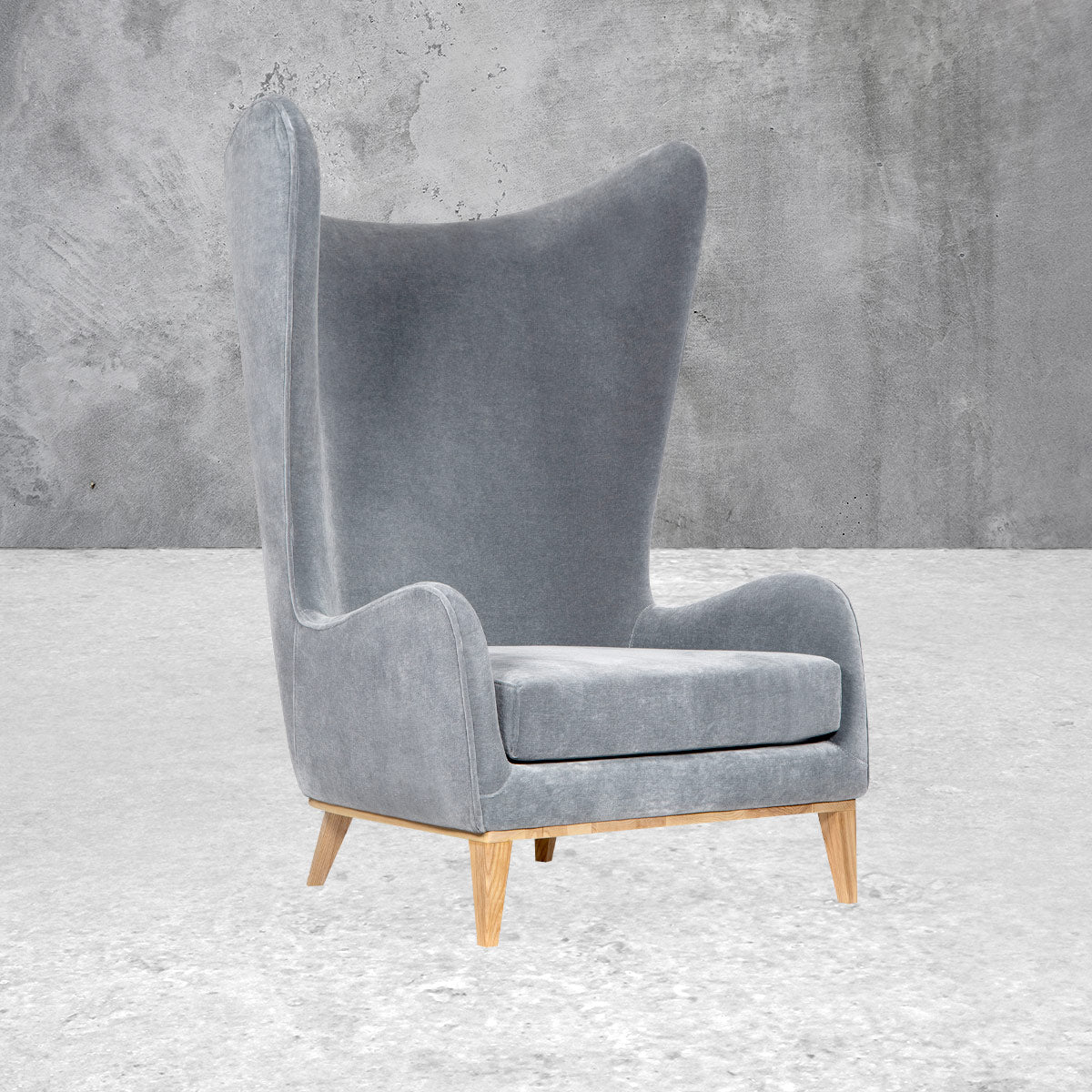 Dr. Evil Wing Chair
