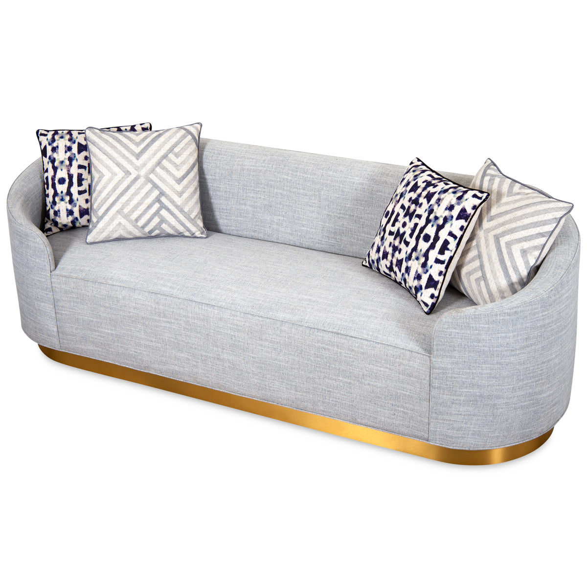 Eden Rock 2 Sofa in Linen - ModShop1.com