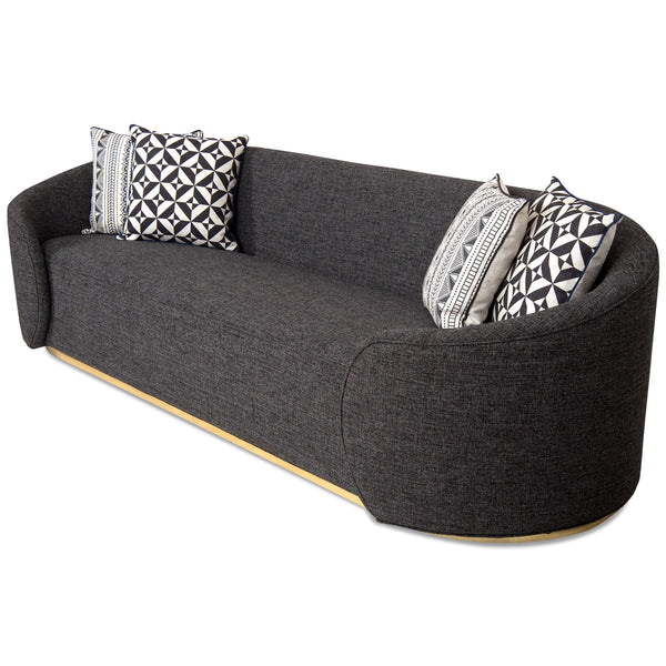 Eden Rock Sofa in Linen - ModShop1.com