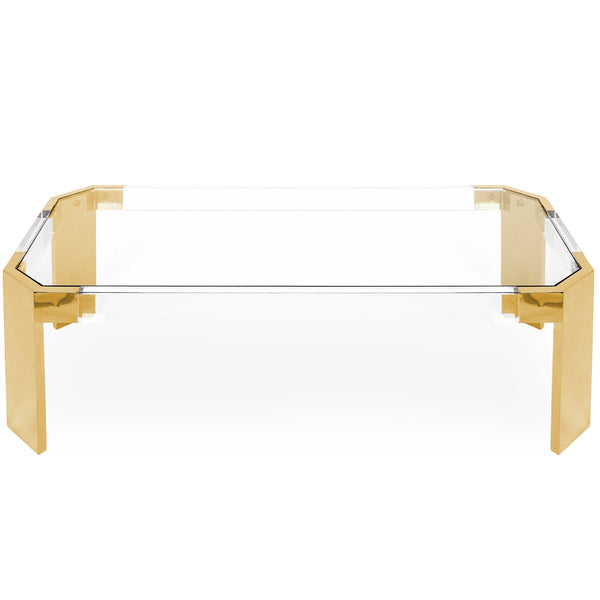 Finland Rectangular Coffee Table - ModShop1.com