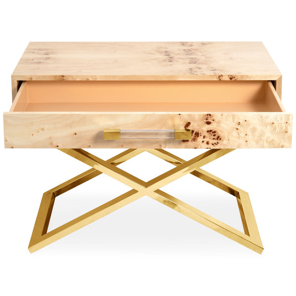 Goldfinger X-Base Side Table - ModShop1.com