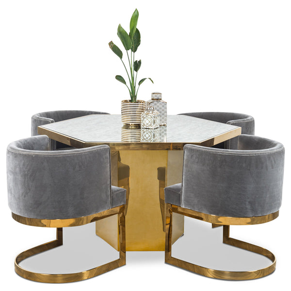 Hexi Dining Table
