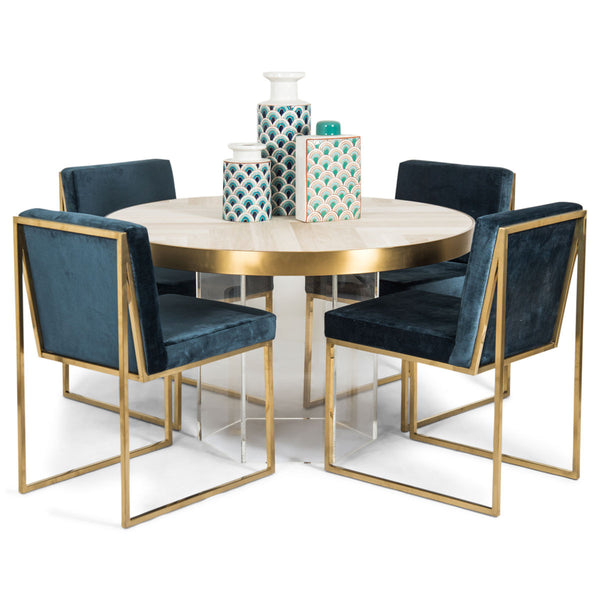 Amalfi 3 Round Dining Table