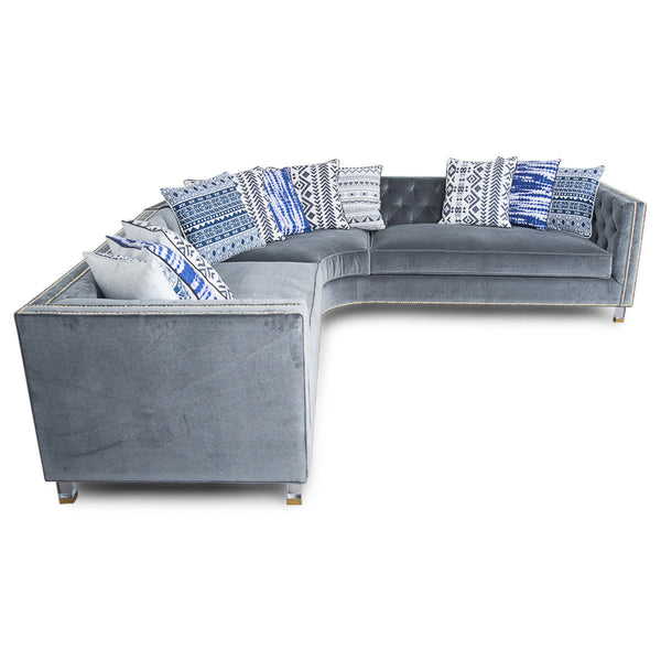 Hollywood Curved Sectional - ModShop1.com