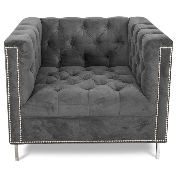 Hollywood Chair in Velvet