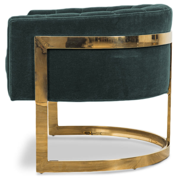 Ibiza Arm Chair in Velvet