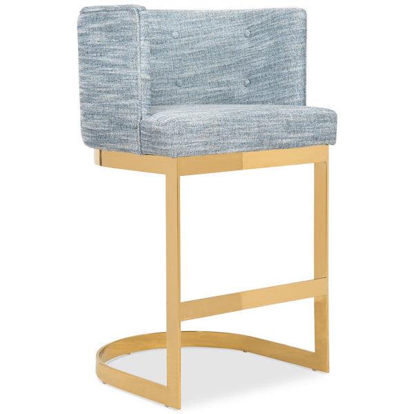 Ibiza Bar and Counter Stool in Linen