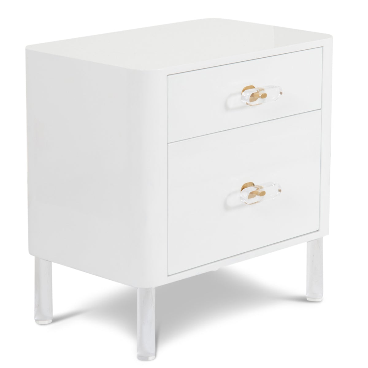 Ibiza 1 Drawer 1 Door Side Table Modern Table With Storage Modshop
