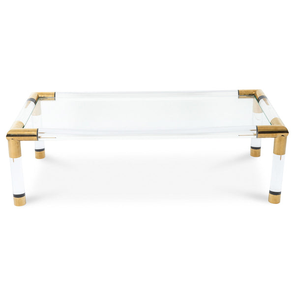 Trousdale Rounded Coffee Table