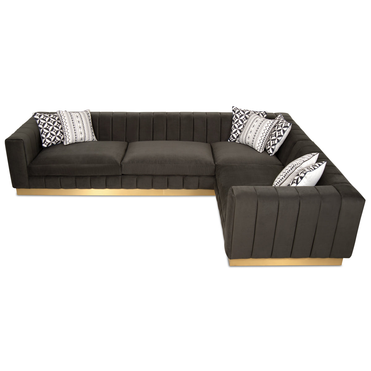 Inside Out Monaco Sectional - ModShop1.com