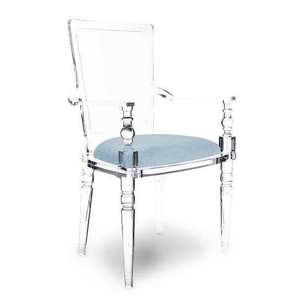 Juliette Lucite Chair