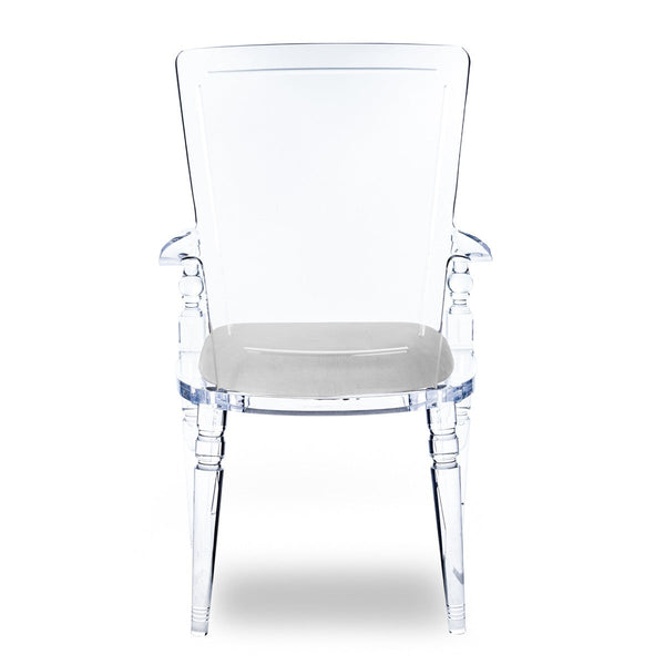 Juliette Lucite Chair - ModShop1.com