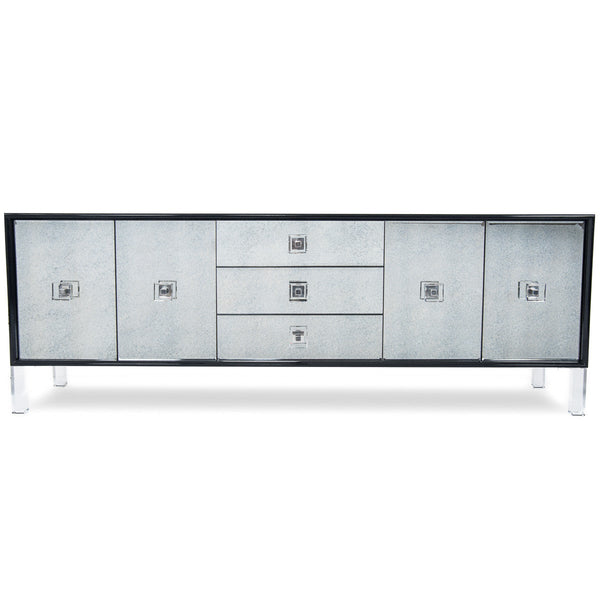 Juliette 4 Door 3 Drawer Credenza - ModShop1.com