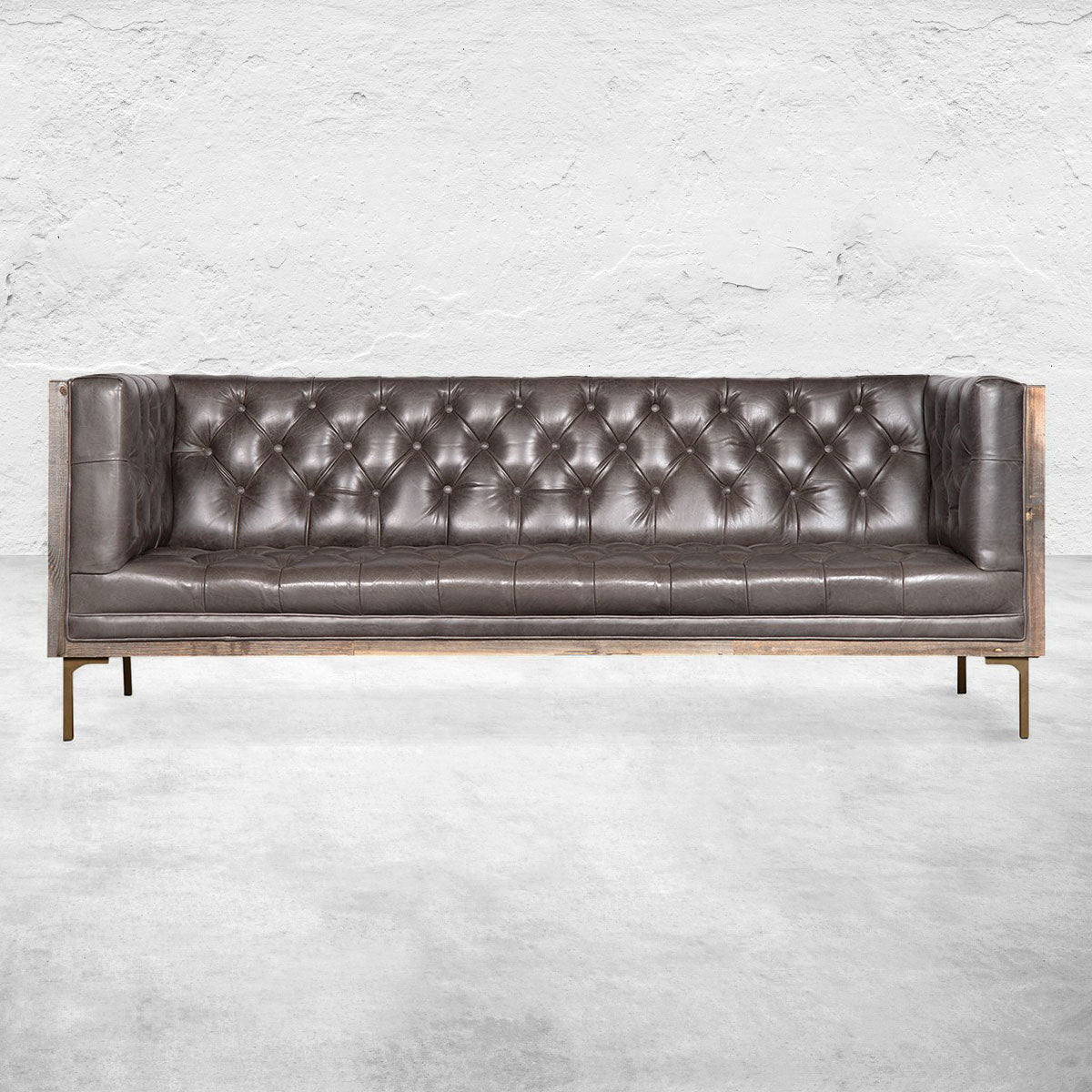 Koenig Cody Sofa in Leather