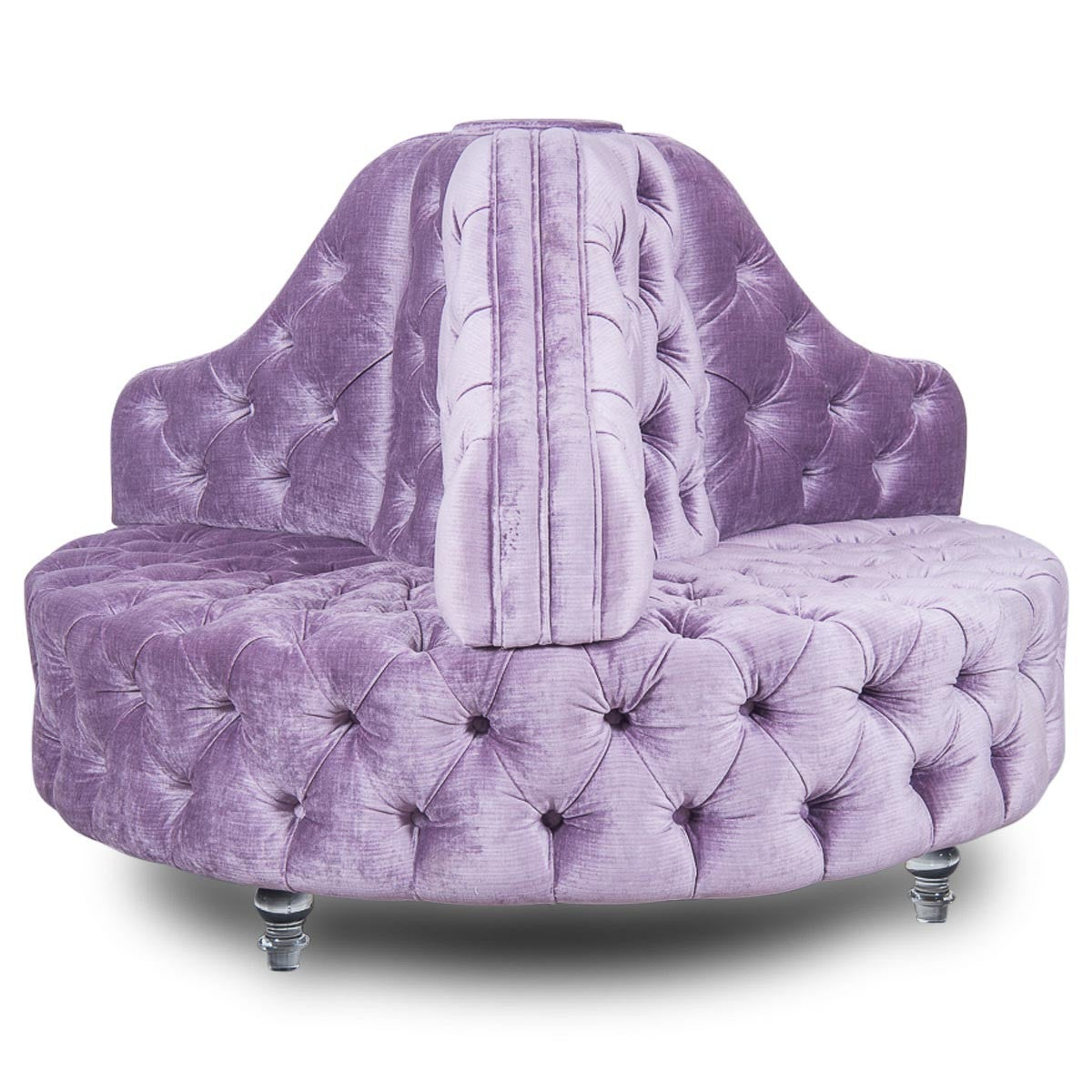 La Belle Tuffet in Bristol Grape - ModShop1.com