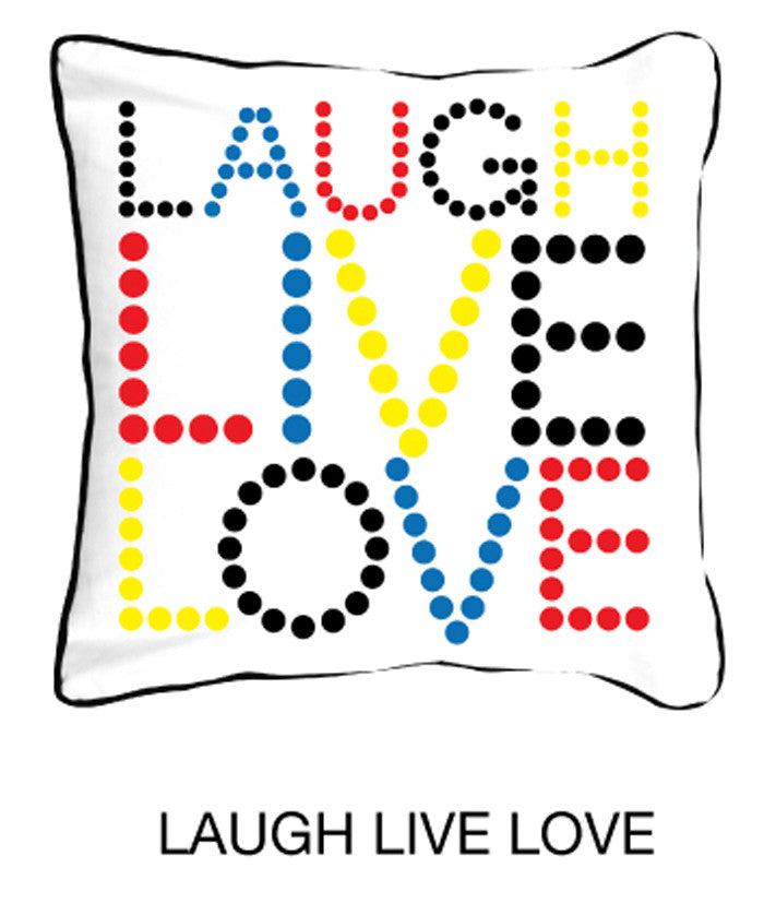 Laugh Live Love Primaries - ModShop1.com