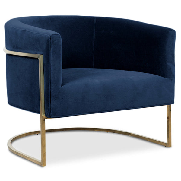 Lisbon Chair in Velvet