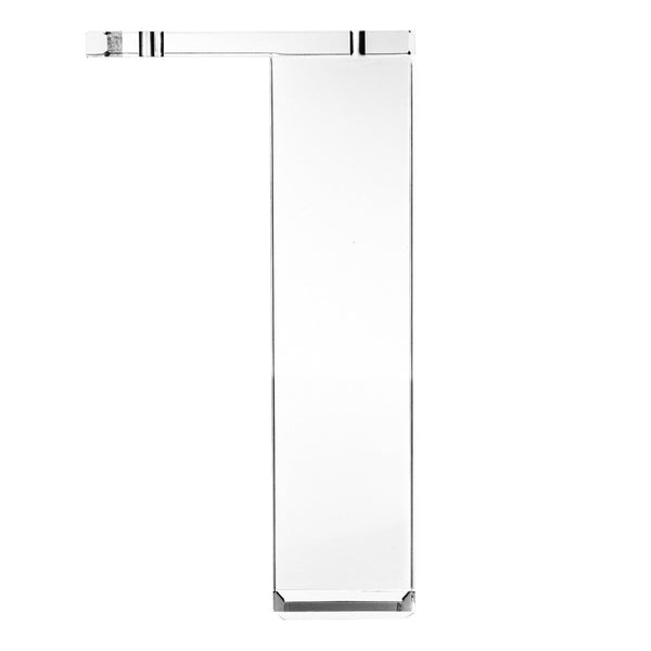 "7"" Straight Lucite Leg (Set of 4) - ModShop1.com"