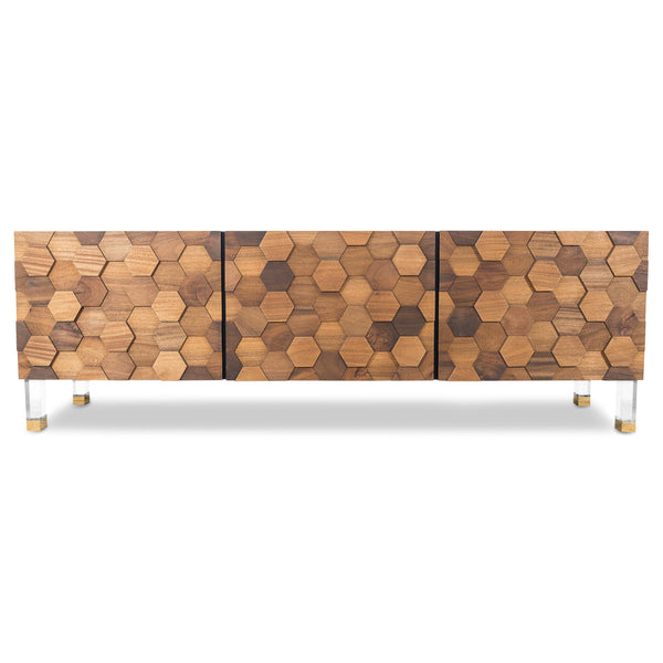 3 Door Martinique Credenza