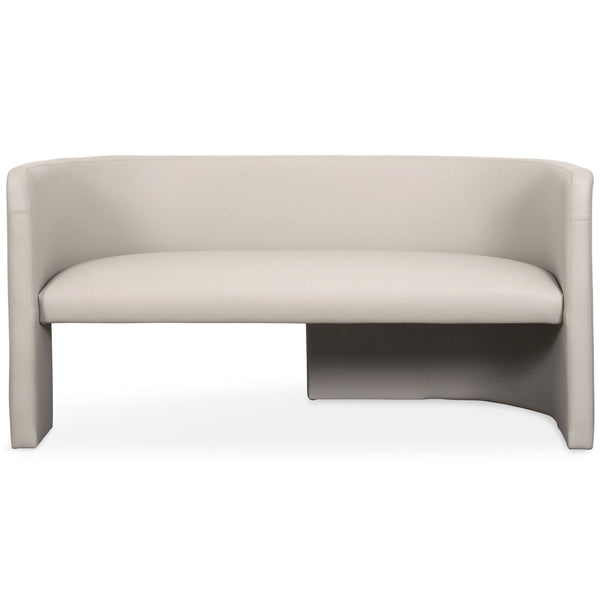 Martinique Loveseat in Faux Leather