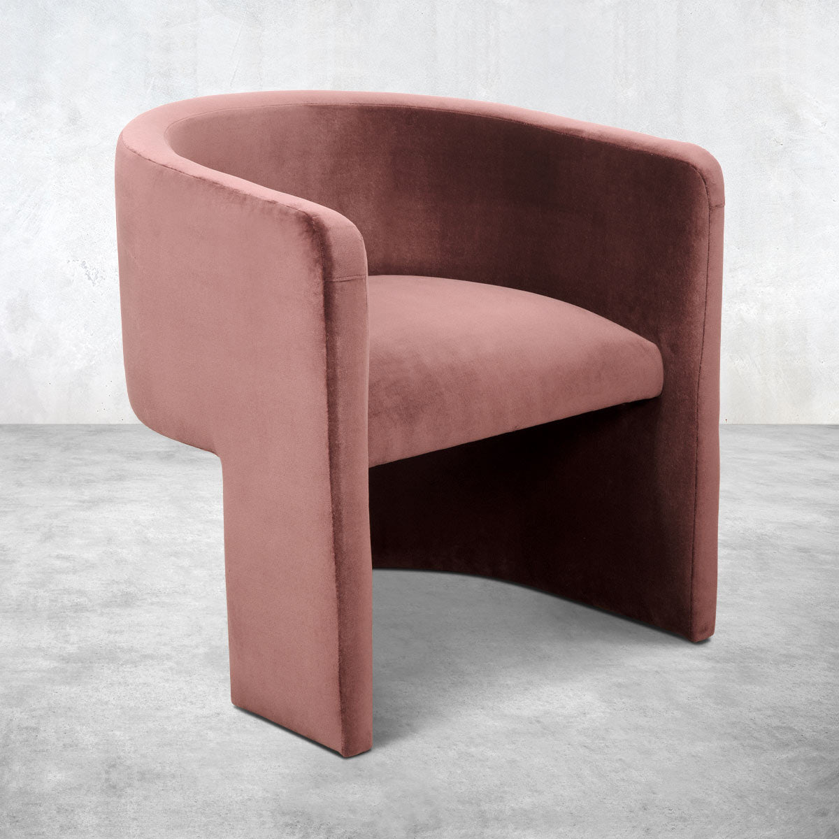 Martinique Chair in Velvet