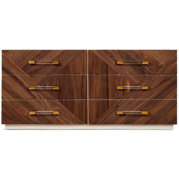 Milan Dresser in Oiled Walnut - ModShop1.com
