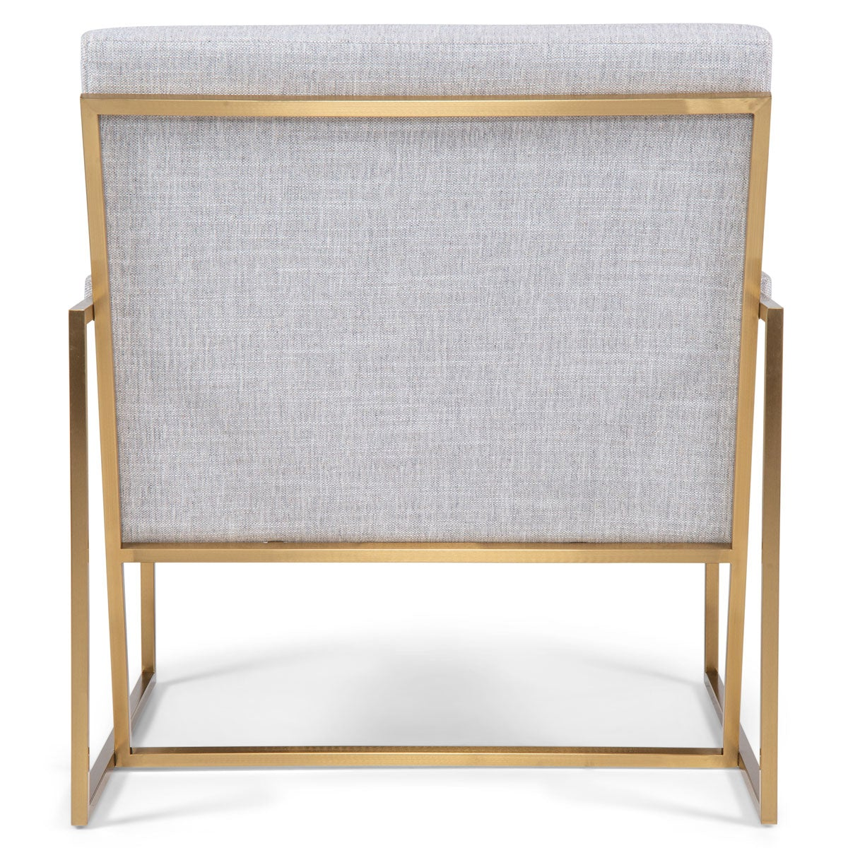 Milos Occasional Chair in Linen