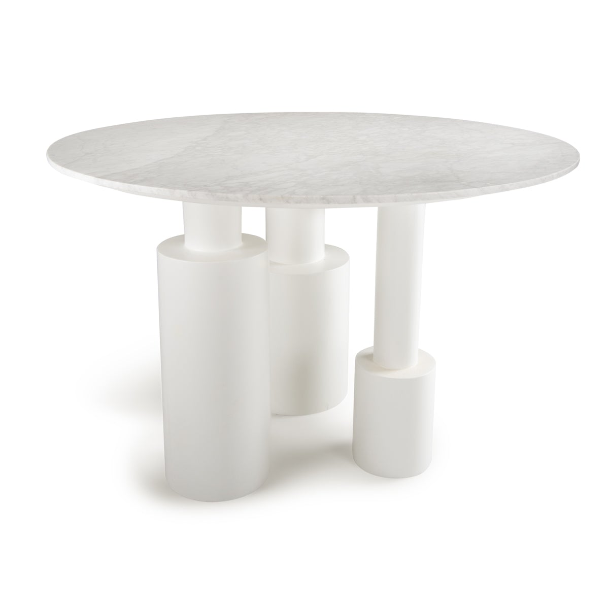 Mixed Up Round Dining Table - 48""