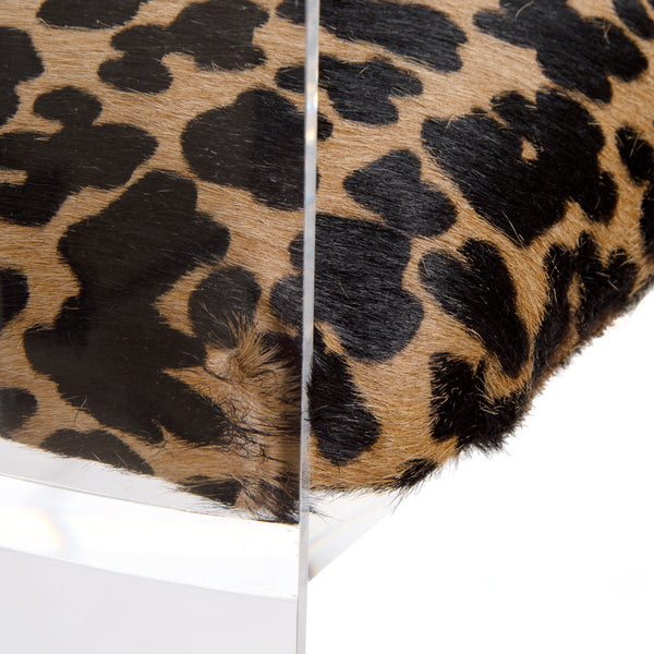Monaco Counter Stool in Cowhide - ModShop1.com